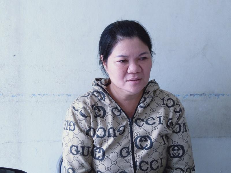 """Quảng Ninh: Bắt """"nữ quái"""" chuyên lừa đảo lấy xe của học sinh"""