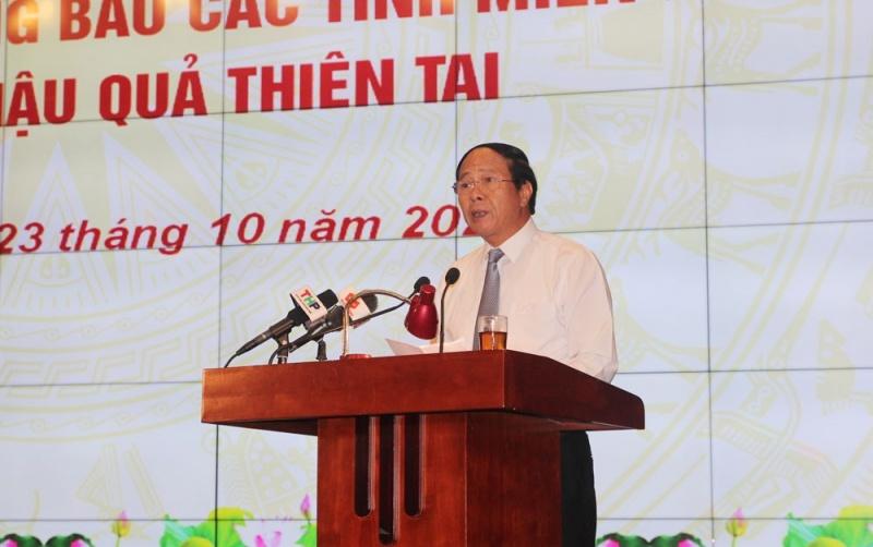 Hải Phòng: Quyên góp được hơn 90 tỷ đồng ủng hộ đồng bào các tỉnh miền Trung