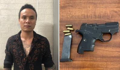 Hải Phòng: Bắt giữ nghi phạm trong vụ nổ súng trước cửa quán cơm 0 đồng