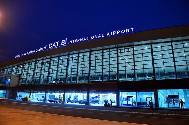 Hải Phòng: Chấp thuận đầu tư dự án nhà ga hàng hóa sân bay Cát Bi