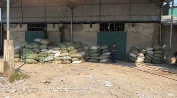 Quảng Ninh: Bắt giữ 20 tấn nghi là nguyên dược liệu làm thuốc bắc nhập lậu từ Trung Quốc