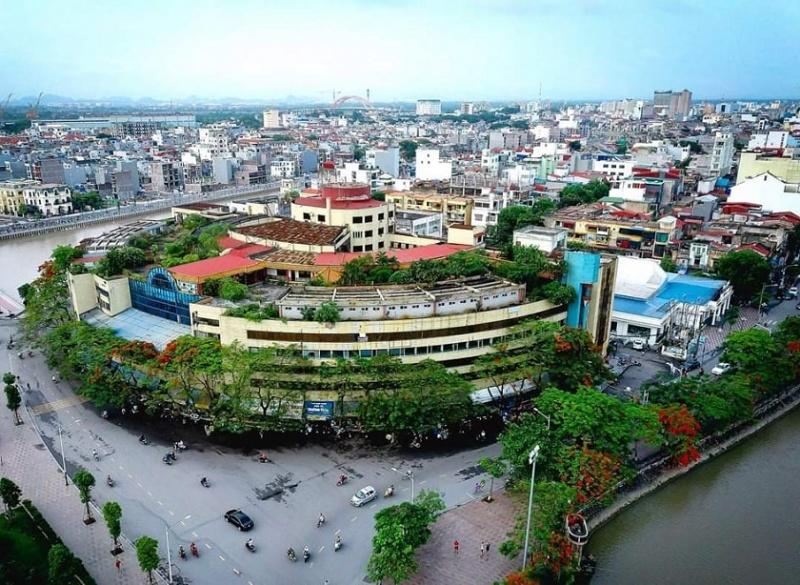 Hải Phòng: Đề xuất xây dựng tổ hợp thương mại, khách sạn 5 sao thay thế chợ Sắt