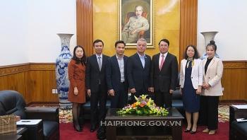 Hải Phòng: Đề nghị xem xét vịnh Lan Hạ là thành viên Hiệp hội Câu lạc bộ các vịnh đẹp nhất thế giới