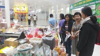 Hội chợ Xuân Đà Nẵng 2020 phong phú nhiều mặt hàng phục vụ Tết