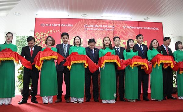 Đà Nẵng: Hội Báo Xuân Canh Tý 2020 trưng bày gần 800 ấn phẩm