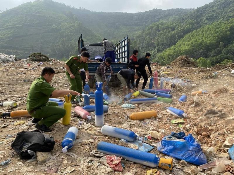 Đà Nẵng: Tiêu hủy hàng cấm trị giá hơn 500 triệu đồng
