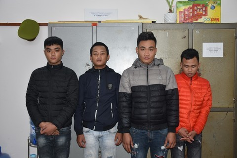 Quảng Nam: Bắt nhóm chuyên trộm xe máy, làm giả giấy tờ