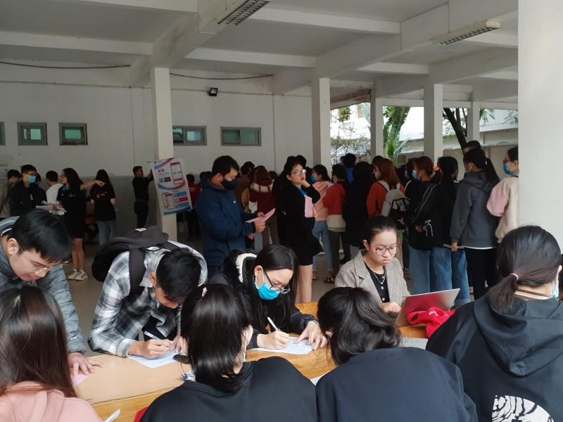 Đà Nẵng: Hơn 1000 đoàn viên, thanh niên tham gia hiến máu tình nguyện
