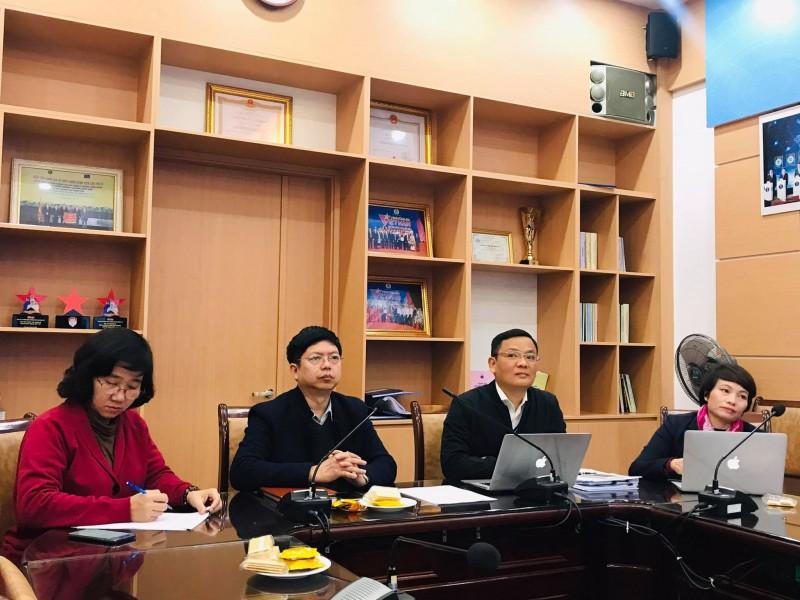 Đà Nẵng: Hội chẩn trực tuyến bệnh nhân Covid-19 bị viêm phổi nặng