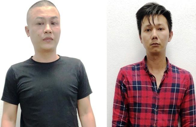 Đà Nẵng: Bắt 2 đối tượng tông xe vào công an để chạy trốn