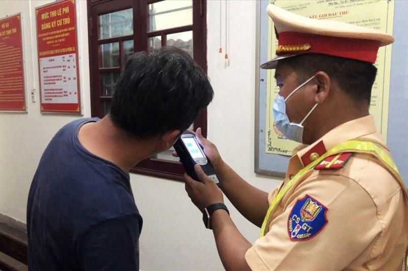 Đà Nẵng: Phạt 70 triệu thanh niên vi phạm nồng độ cồn và sử dụng ma túy