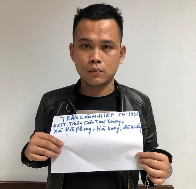 Đà Nẵng: Bắt đối tượng phân phối ma túy, thu 800 viên ma túy tổng hợp