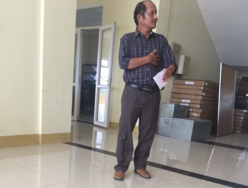 Quảng Ngãi: Cần xem lại vấn đề  Ban Quản lý Đầu tư xây dựng huyện Sơn Tịnh  bán hồ sơ mời thầu cho doanh nghiệp như thế nào ?