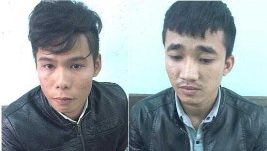 Đà Nẵng: Tạm giữ 2 thanh niên cướp giật túi xách của du khách