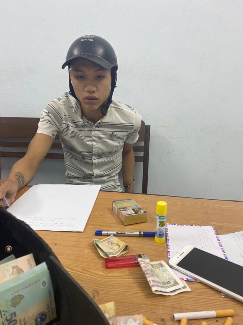 Đà Nẵng: Shipper ma túy bị bắt quả tang tại quán karaoke Venus