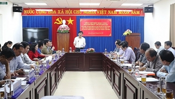 Quảng Ngãi: Chủ tịch UBND tỉnh làm việc với BQL dự án ĐTXD các công trình giao thông
