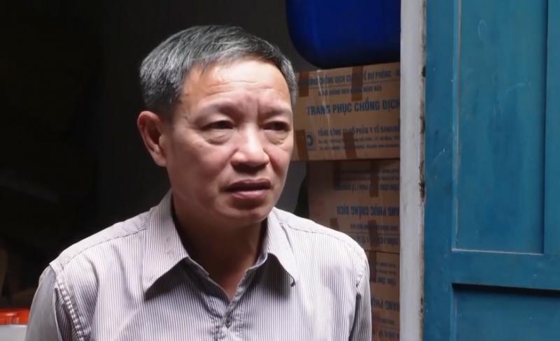 Quảng Ngãi: Khan hiếm vật tư y tế phòng chống dịch