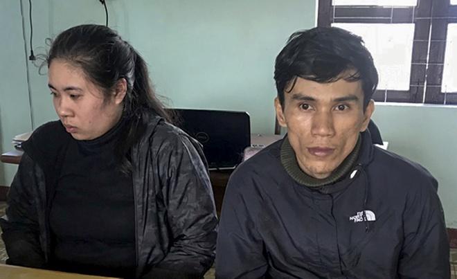 Quảng Ngãi: Bắt cặp đôi trộm cắp tài sản mua ma túy