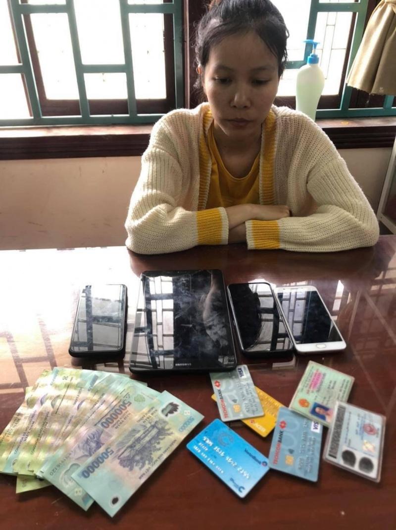 Quảng Ngãi: Bắt đối tượng lừa đảo qua mạng, chiếm đoạt 600 triệu đồng