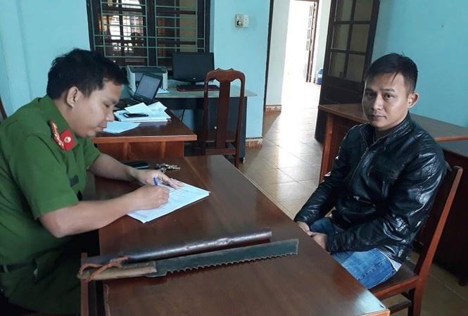 Quảng Nam: Ba đối tượng trong vụ hành hung tài xế xe khách đã đến trình diện công an