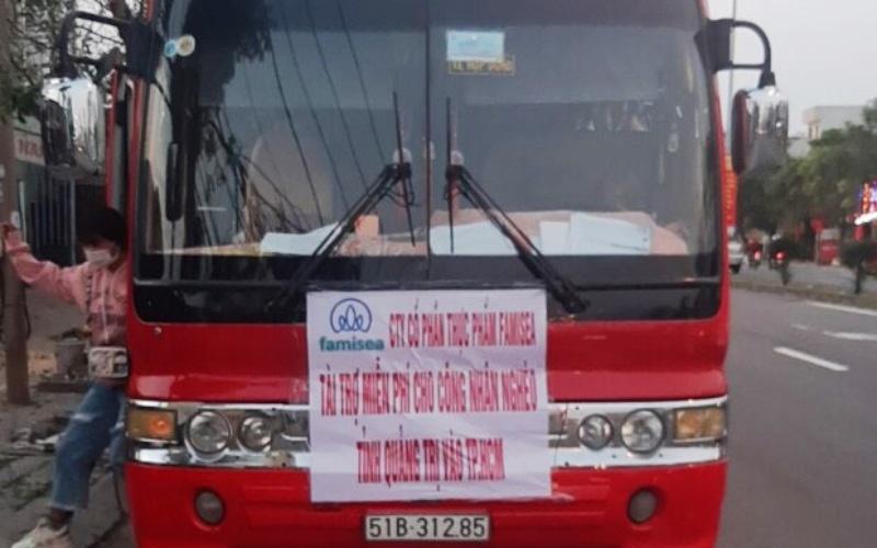 Đà Nẵng: Xe khách vượt chốt kiểm soát dịch Covid-19