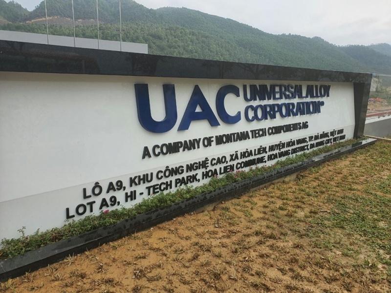 Đà Nẵng: Nhà máy sản xuất linh kiện hàng không vũ trụ khánh thành giai đoạn 1