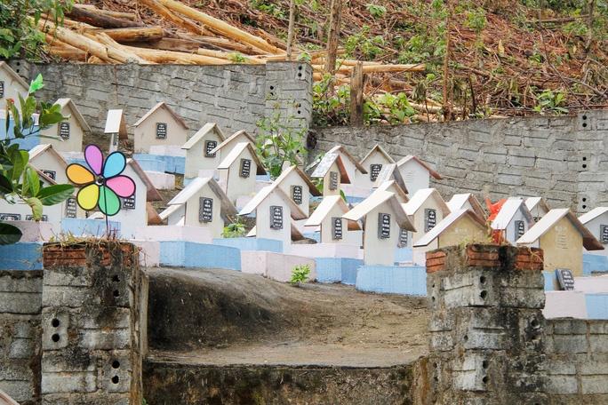 Đà Nẵng: Đình chỉ hoạt động một nghĩa trang thai nhi