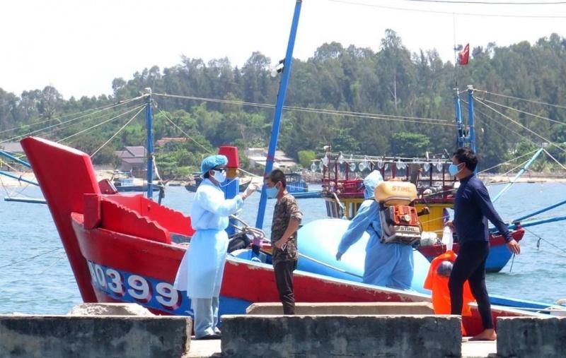 Quảng Ngãi: Cộng đồng tiêu thụ hơn 5 tấn hải sản giúp tàu cá bị Trung Quốc bắt bớ
