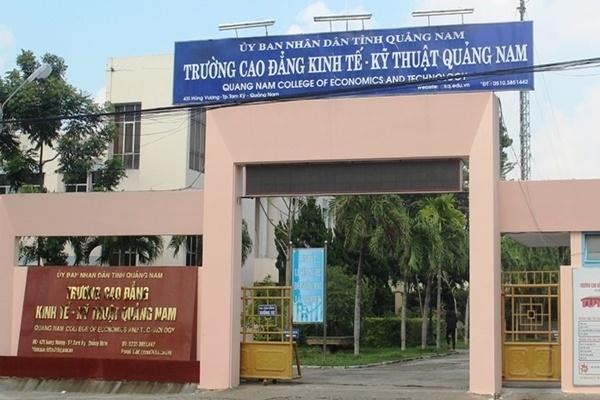Quảng Nam: Sáp nhập 6 trường cao đẳng, trung cấp nghề thành trường Cao đẳng Quảng Nam