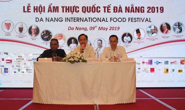 Đà Nẵng: Lễ hội ẩm thực quốc tế Đà Nẵng 2019