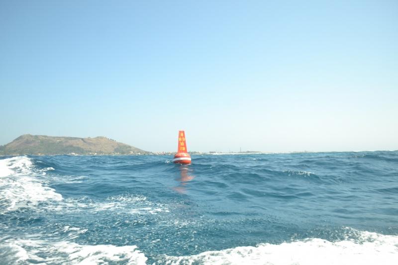 Hoàn thành phân vùng Khu bảo tồn biển Lý Sơn