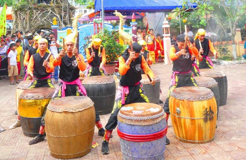Điện Trường Bà – Di tích và lễ hội đặc sắc trên đất Quế