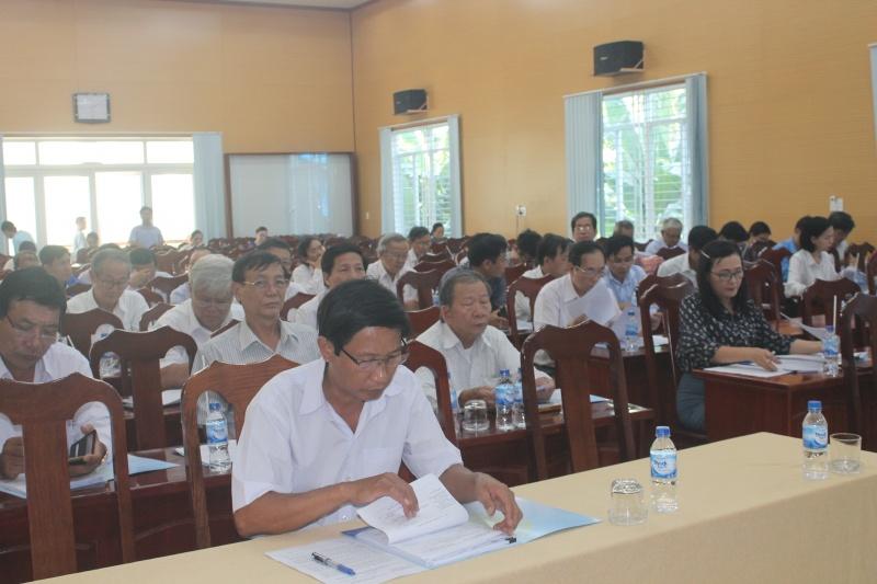 Quảng Ngãi: Chuẩn bị nhân sự, văn kiện cho Đại hội Mặt trận tổ quốc Việt Nam tỉnh lần thứ XIV, nhiệm kỳ 2019-2024