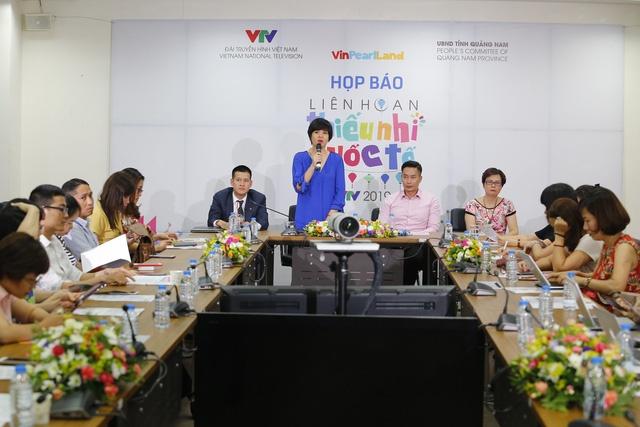 Quảng Nam: Liên hoan Thiếu nhi quốc tế VTV 2019