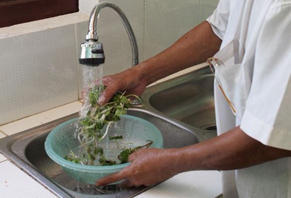 Đà Nẵng: Hộ nghèo, cận nghèo được miễn tiền nước sinh hoạt