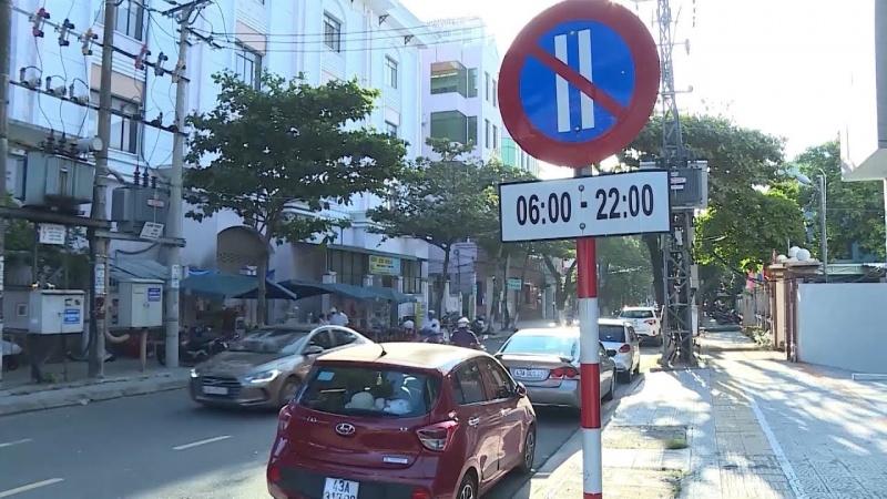 Đà Nẵng: Thêm 11 đoạn, tuyến đường cấm đỗ xe theo ngày chẵn, ngày lẻ