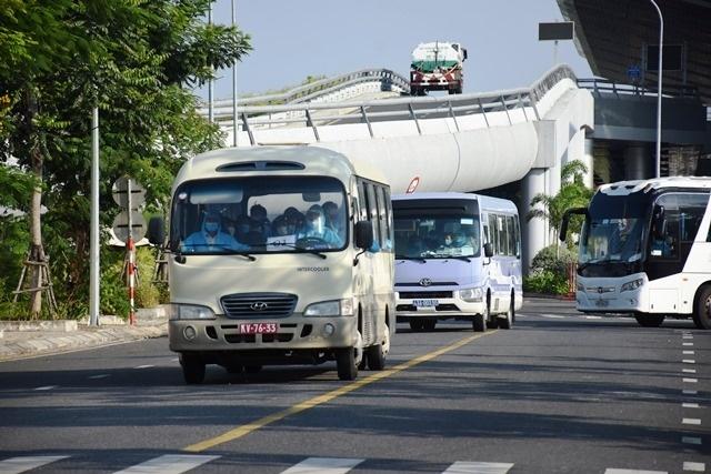 Đà Nẵng: Cách ly hơn 340 công dân trở về từ Hàn Quốc