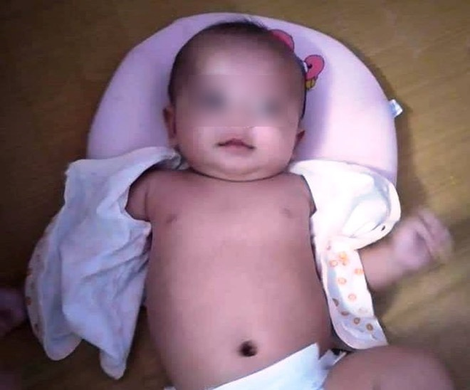 Quảng Nam: Bé gái sơ sinh bị bỏ rơi trước cửa nhà
