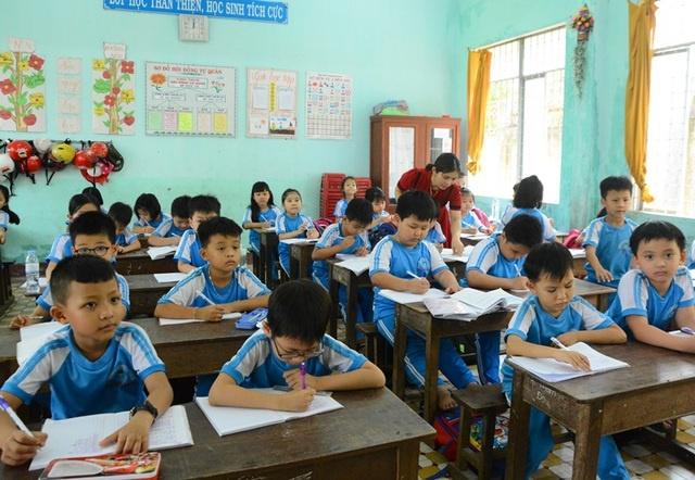 Quảng Ngãi: Hoàn thành việc chọn sách giáo khoa lớp 1 năm học 2020-2021