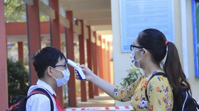 Quảng Nam: Ngày mai (6/5) học sinh đi học trở lại, trừ Tp Hội An