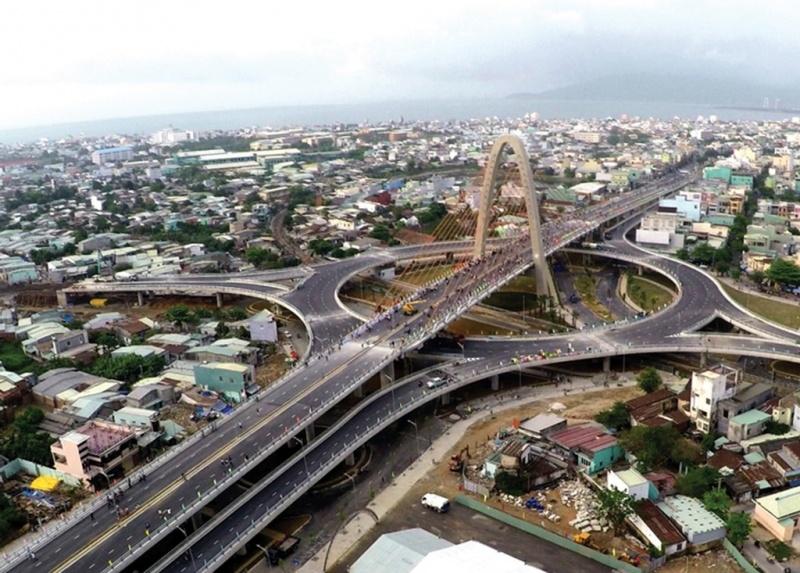 Đà Nẵng: Bố trí hơn 1.600 tỷ để trả nợ cầu vượt ngã ba Huế
