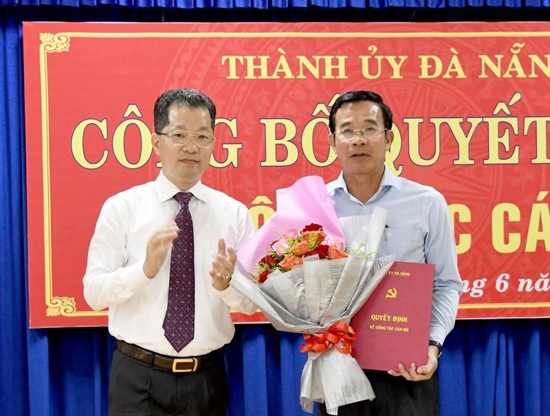 Đà Nẵng: Thành ủy điều động nhiều nhân sự