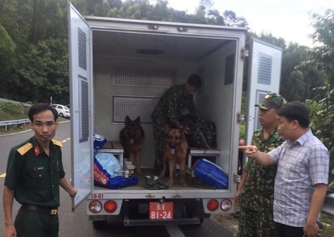 Bao vây đèo Hải Vân, truy bắt kẻ tình nghi là tù vượt ngục ở Quảng Ngãi