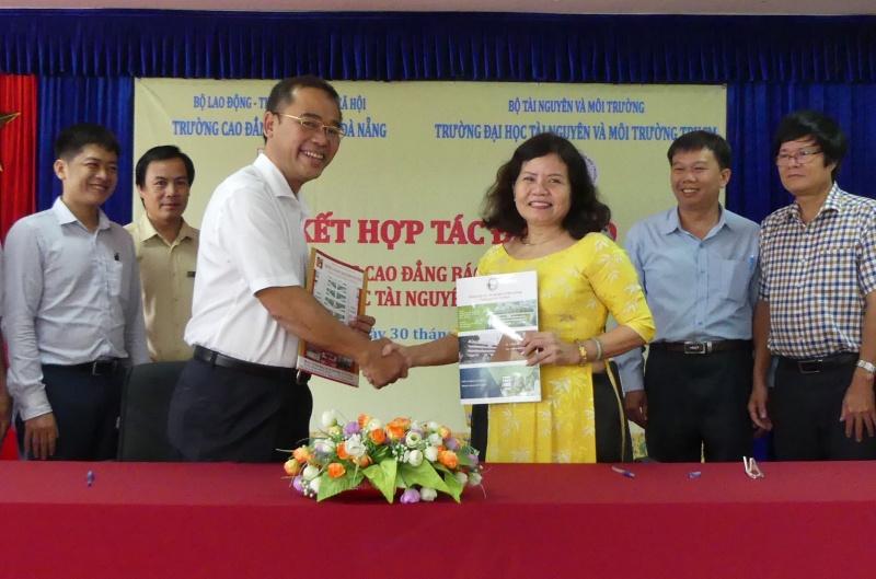 Đà Nẵng: Trường Cao đẳng Bách Khoa Đà Nẵng mở rộng năng lực đào tạo lĩnh vực tài nguyên - môi trường