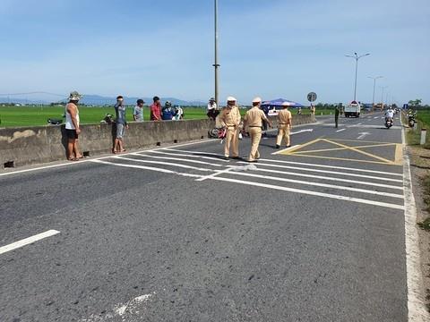 Quảng Nam: Tai nạn giao thông khiến một người tử vong