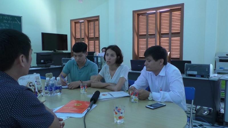 Đà Nẵng: Hai công ty liên kết bằng miệng có dấu hiệu bất minh trong lĩnh vực xuất khẩu lao động?