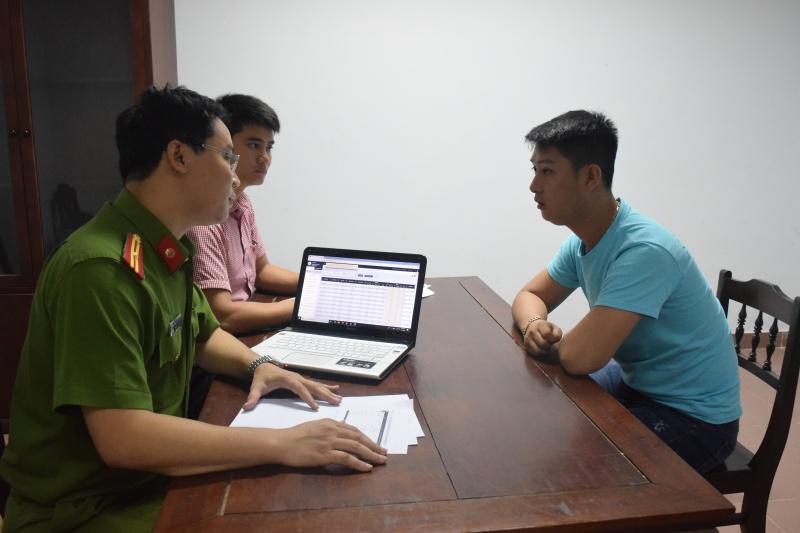 Huế: Phá chuyên án bắt giữ nhóm đối tượng cá độ bóng đá qua mạng
