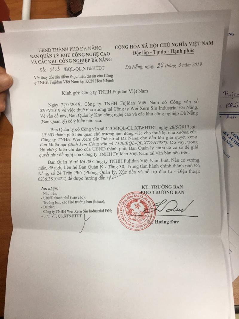 """Ai là """"ông trời con"""" ở KCN Hòa Khánh - Đà Nẵng?"""