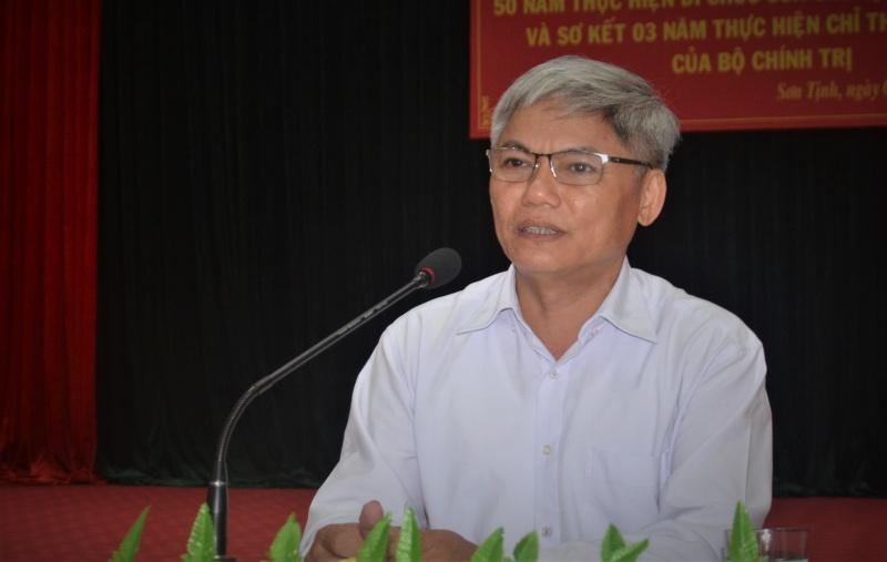 Quảng Ngãi: Kiện toàn các chức danh lãnh đạo tỉnh trước đại hội