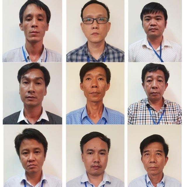 Thêm 9 nguyên lãnh đạo các gói thầu dự án cao tốc Đà Nẵng - Quảng Ngãi bị khởi tố